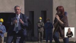 Acto Alberto y Cristina Fernández 20210505