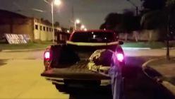 Clorinda Formosa muerto camioneta ambulancia g_20210505
