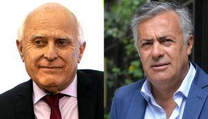 Miguel Lifschitz y Alfredo Cornejo 20210505