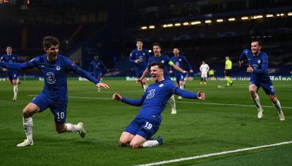 Chelsea a la final