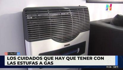 Cuidados de las estufas a gas