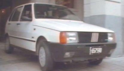 ¿Te acordás del Fiat Uno SCV 5 puertas?