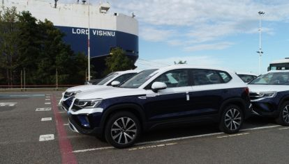 Volkswagen Argentina comenzó a exportar el nuevo Taos