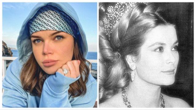 Camille Gollietb la princesa desconocida de Mónaco, nieta de Grace Kelly