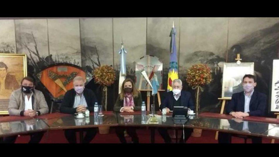 El ENRE se reunió con la conducción del Sindicato de Luz y Fuerza 201050