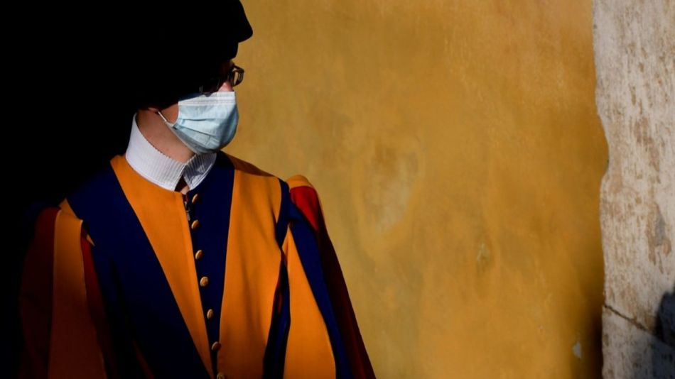 Guardia Suizo Vaticano