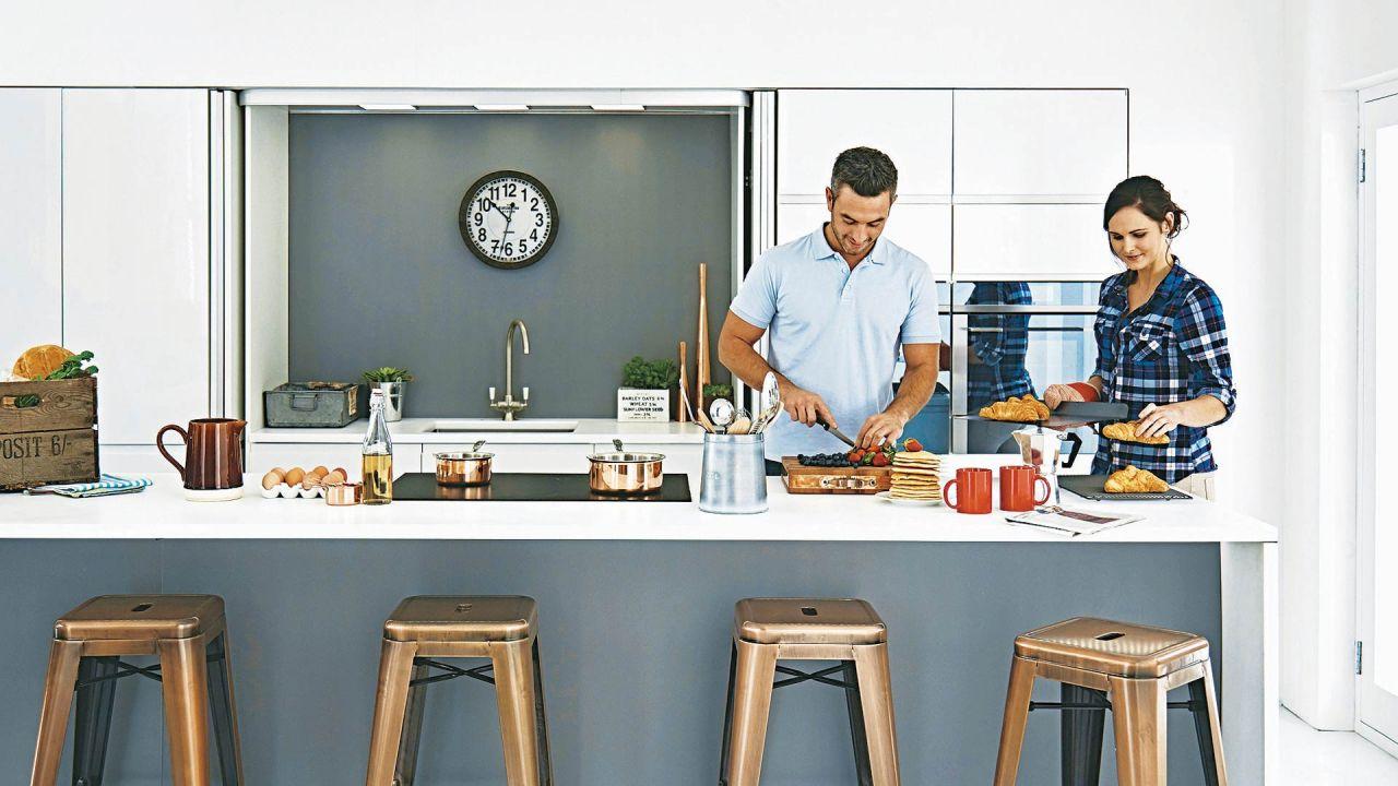 Cocina | Foto:Cedoc