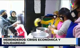 Merenderos: crisis económica y solidaridad