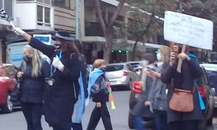 Cacerolazo en lo de Cristina Kirchner