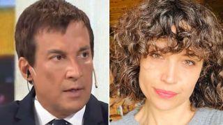 Paulo Vilouta y Julia Mengolini