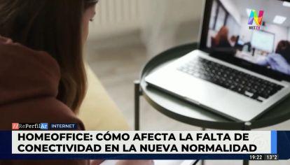 Home office: cómo afecta la falta de conectividad