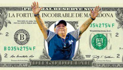 La Fortuna incobrable de Maradona
