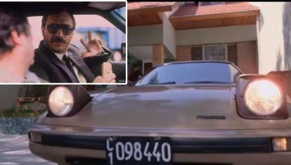 ¿Te acordás del Mazda RX-7 de Luis Brandoni en Esperando la Carroza?