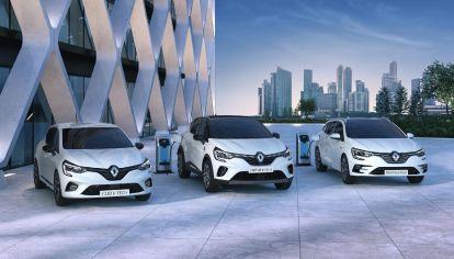 """""""Para subir de segmento, Renault E-Tech estará presente en Argentina"""""""