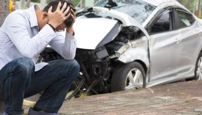 ¿Qué hacer ante un accidente de tránsito?