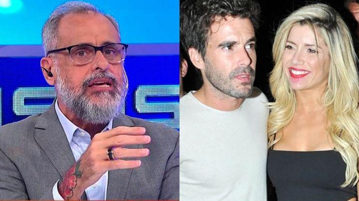 Jorge Rial lanzó una feroz teoría sobre la separación de Laurita Fernández y Cabré