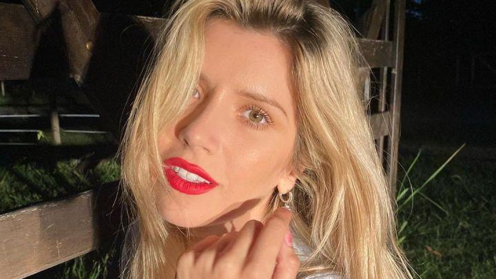 Laurita Fernández habló de Fede Bal y agradeció un llamativo gesto de su ex