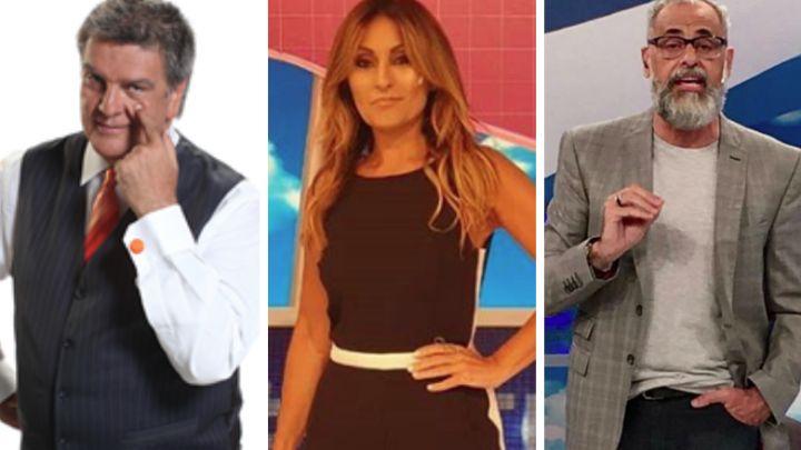 Marcela Tauro detalló cómo es hoy su relación con Jorge Rial y Luis Ventura