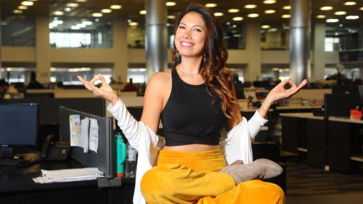 Ejercicios de yoga para manejar el estrés y la ansiedad