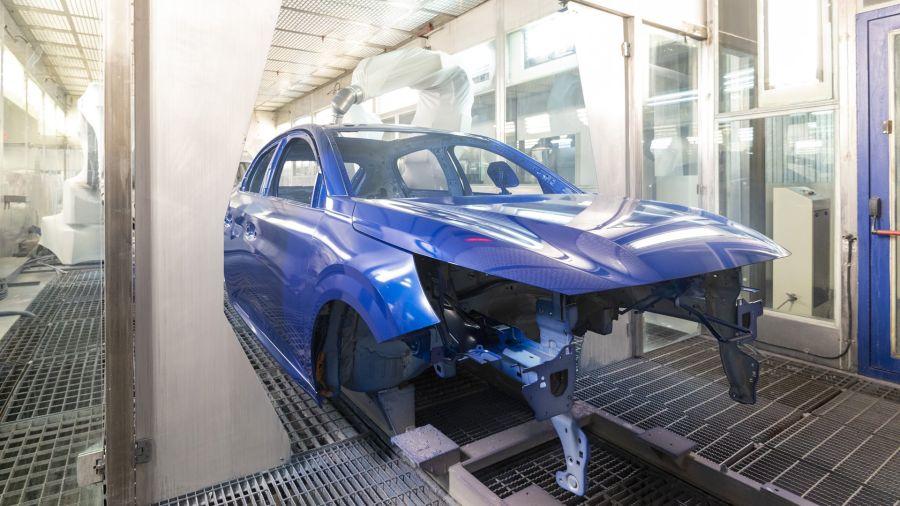 Cuántos automóviles se fabricaron en Argentina durante abril