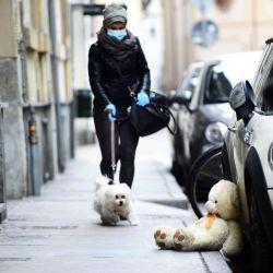 Extremando los cuidados, la caminata puede resultar tan entretenida como siempre.