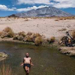 Se pueden descubrir termas a los 4.000 msnm