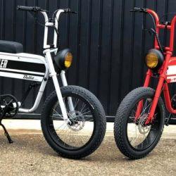 Por más que a simple vista parezca una bicicleta pequeña, lo cierto es que sus dimensiones son bastante importantes.