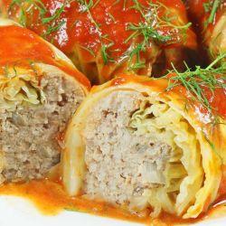 Un plato polaco delicioso.