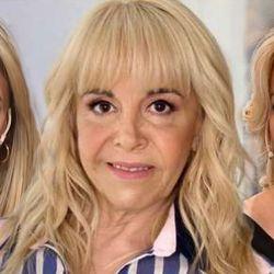 Rocío Oliva - Claudia Villafañe - Verónica Ojeda | Foto:cedoc