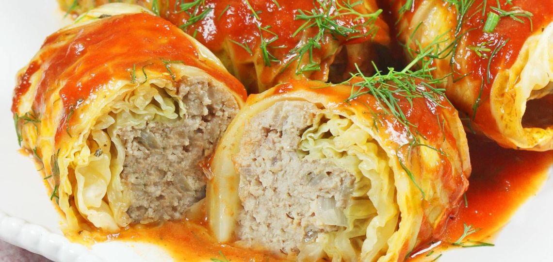 Imperdible receta polaca: Gołąbki, niños envueltos de trigo y hongos secos