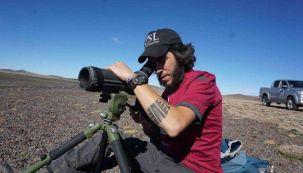 Un biólogo argentino fue nominado a los Oscar verdes