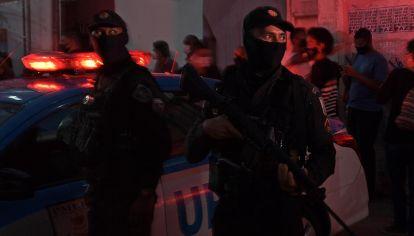 operación policial en Jacarezinho