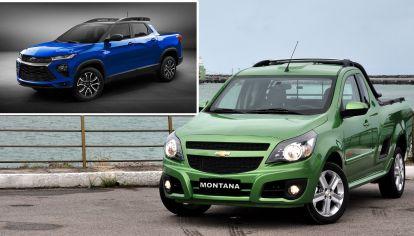 Montana se despide y Chevrolet piensa en su futura pick-up compacta