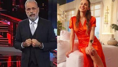 Jorge Rial contó qué es lo que no se podrá ver en el reality del embarazo de Pampita
