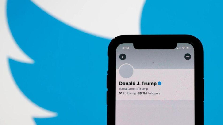 Twitter Trump Prohibición