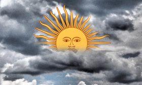argentina art clouds future