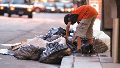 Preocupante. El 58% de los niños es pobre en la Argentina.