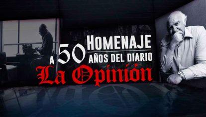 Programa especial de NET TV para recordar el nacimiento del mayor mito del periodismo argentino.