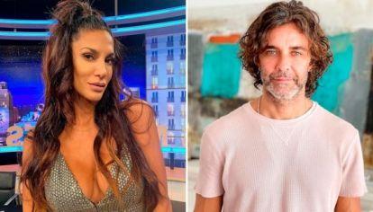 """Así Mariano Martinez negó su relación con Silvina Escudero: """"No fui a buscarla, es mentira"""""""