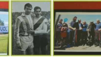 TRIBUTO. En Las Palmas se puede ver la historia viva y el legado que Carlos Timoteo Griguol dejó no solo en el club, sino también en el fútbol argentino.