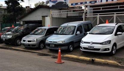 Ranking: los autos usados más vendidos de Argentina en abril