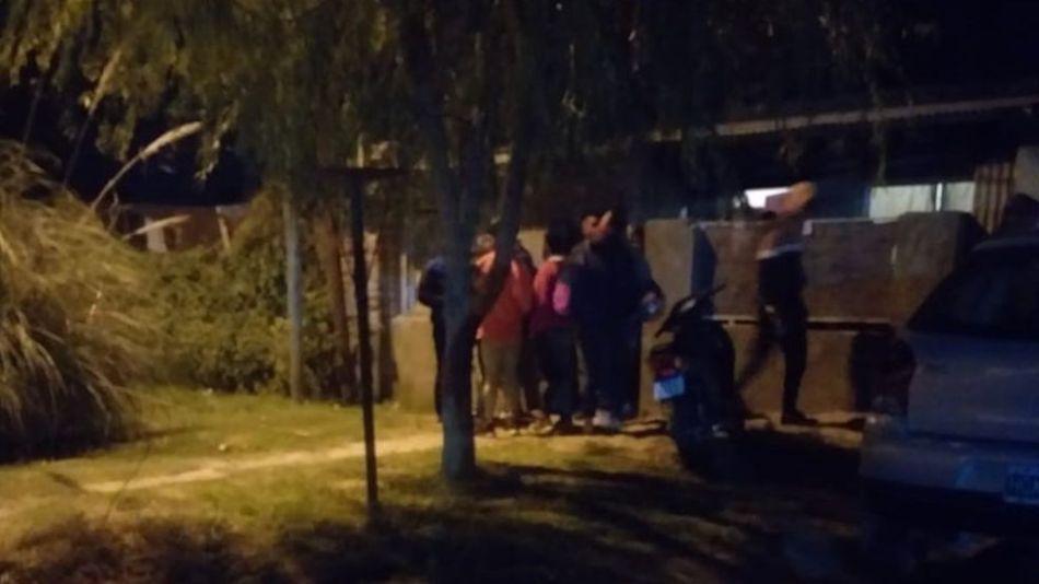 Fiesta clandestina en Bahia Blanca con 200 personas