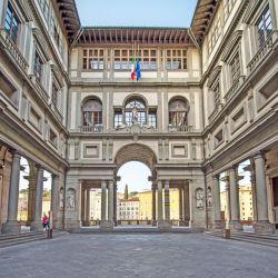 - Algunas obras de arte de los Uffizi podrán ser expuestas también en el exterior para descomprimir el turismo cultural. Foto: Uffizi Galleries/dpa