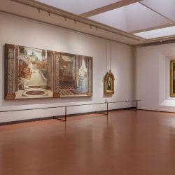 """- Los Uffizi albergan innumerables obras maestras, como la """"Primavera"""" de Botticelli (der.). Foto: Uffizi Galleries/dpa"""