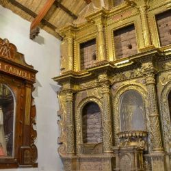 La iglesia humahuaqueña de Uquía fue restaurada. Desde 1941 fue declarada Monumento Histórico Nacional.