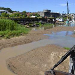 Según el Instituto Nacional del Agua (INA), durante mayo el río Paraná podría bajar su nivel hasta el metro de profundidad.
