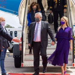 Adrián Brown, el aliado de Fabiola Yáñez para sus apariciones en Portugal