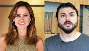 Victoria Tolosa Paz y Juan Grabois 20210510