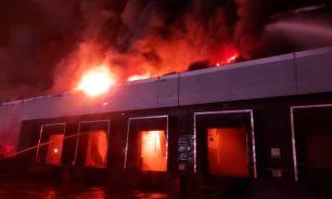 20210510 incendio en San Fernando