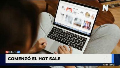 Comenzó el Hot Sale